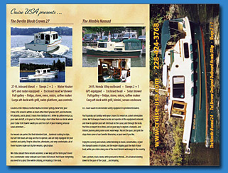 Cruise-USA brochure